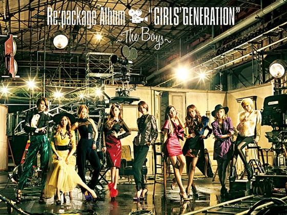 Repackage-Album-GIRLS-GENERATION-The-Boys