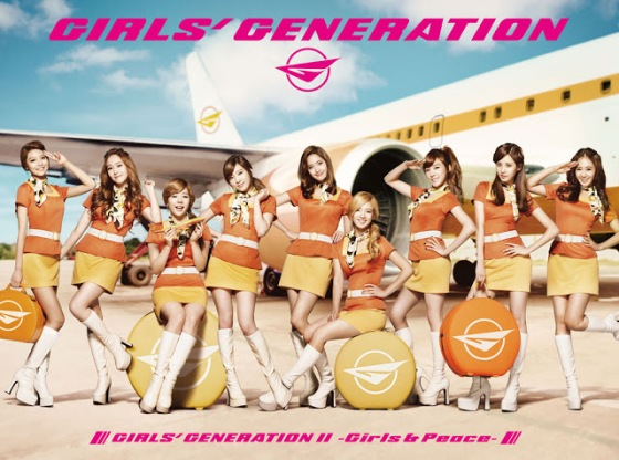 snsd 2nd japanese album girls and peace (3)